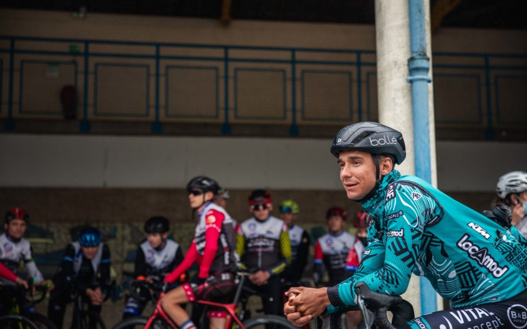 Sortie Cyclisme avec Bryan Coquard du 26/05/2021