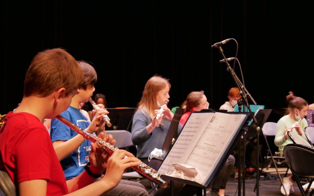 Sortie Classe orchestre 01/06/2021